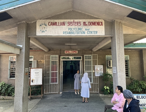 MAMBUGAN – Camillian Sisters Maria Domenica Polyclinic & Rehabilitation Center
